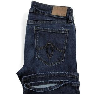 Level 99 Chloe Bootcut Dark Wash Jeans